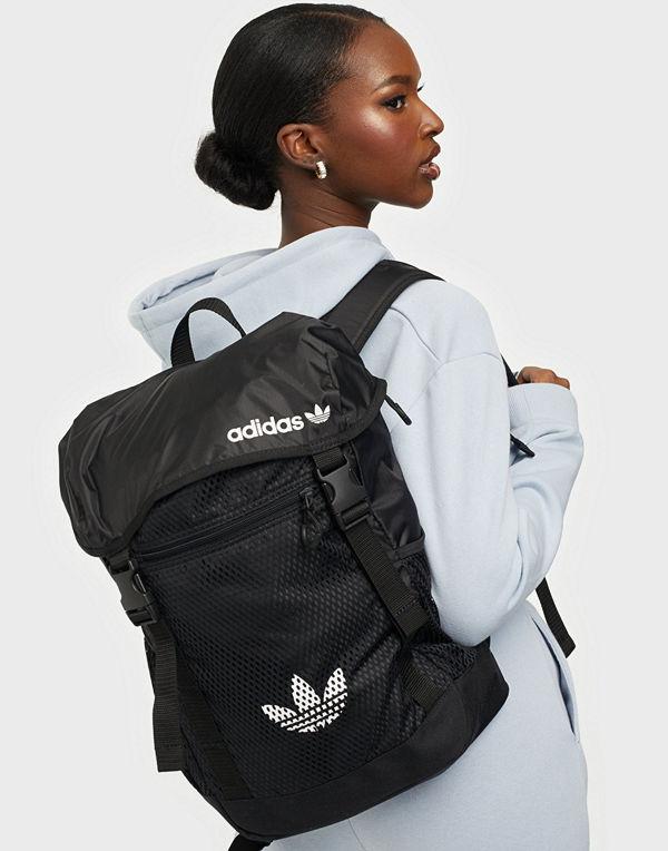 Adidas Originals svart väska ADV TOPLOADER S