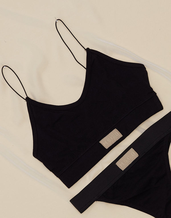Missguided MSGD Lifestyle Bralet