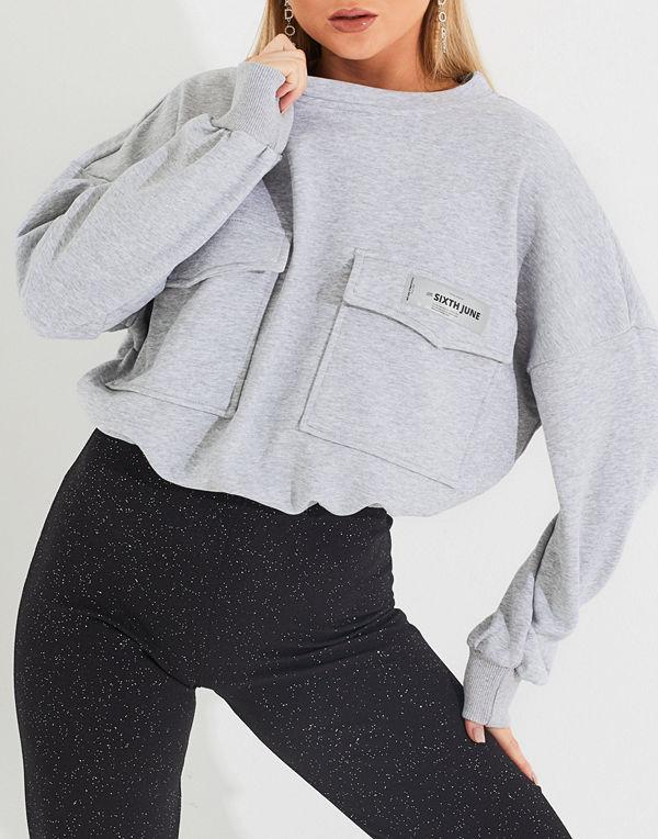 Sixth June Cargo Sweatshirt