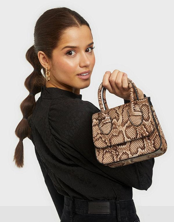 NLY Accessories mönstrad väska Top Handle Bag
