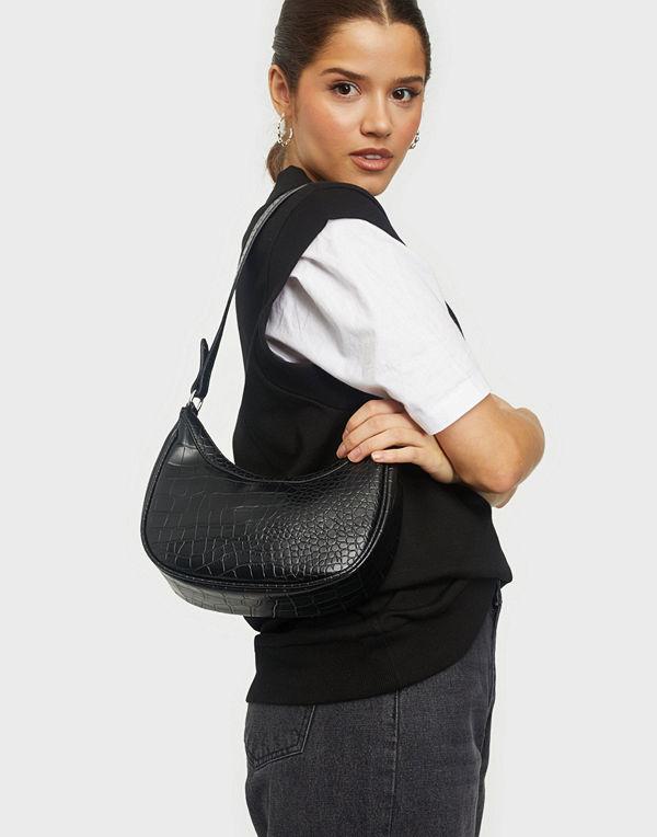 NLY Accessories svart väska Perfect Casual Bag
