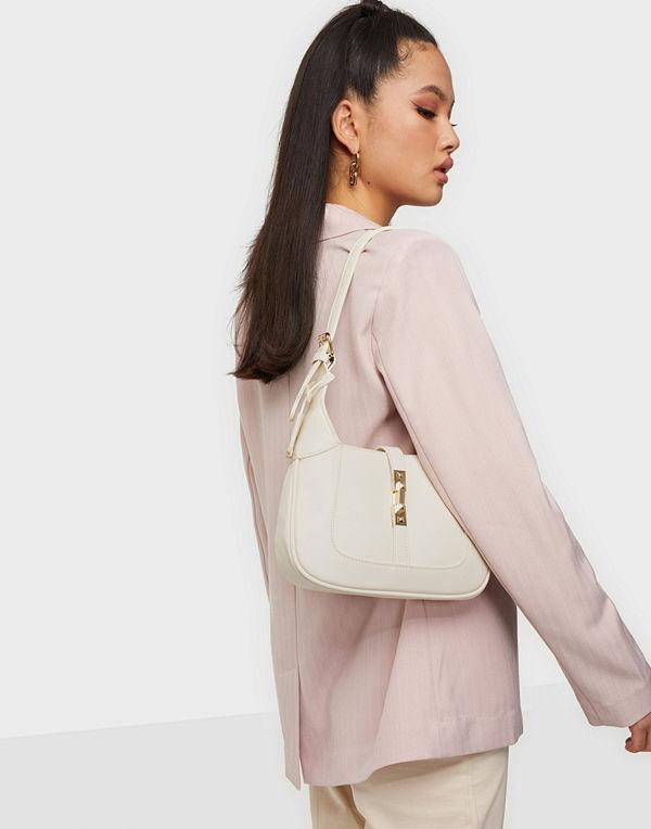 Glamorous vit väska Mini Shoulder Bag