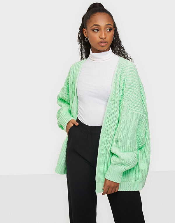 Missguided Batwing Oversized Cardigan