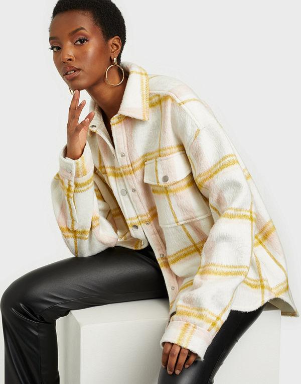 Gina Tricot Fanny Shirt Jacket