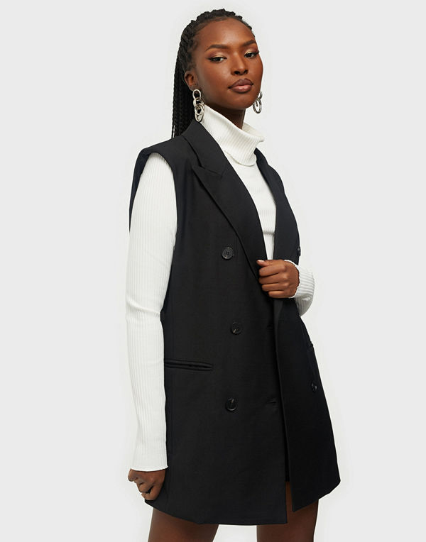 co'couture Chloe Oversize Vest