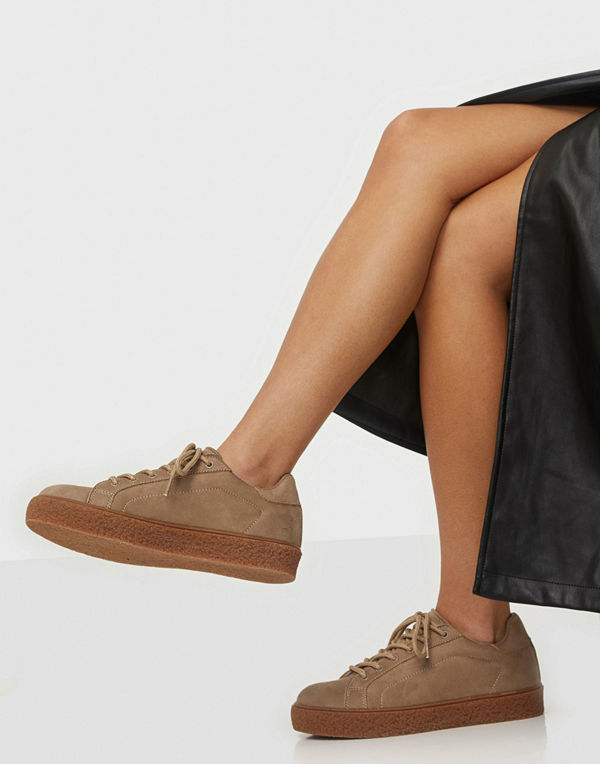 NLY Shoes Crepe Sole Sneaker