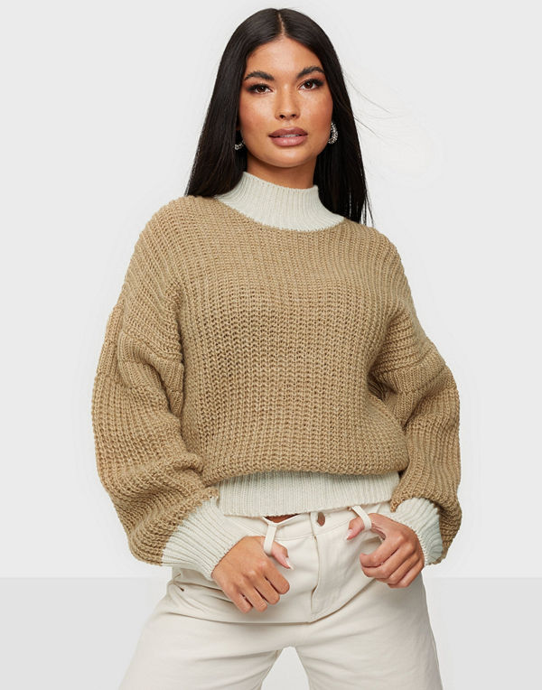 Object Collectors Item OBJSANA L/S KNIT PULLOVER A OFW