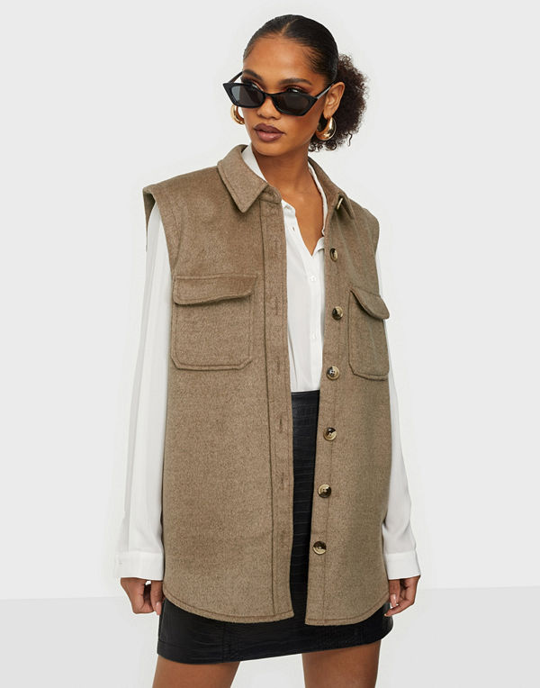 Object Collectors Item OBJVERA OWEN S/L VEST A DIV
