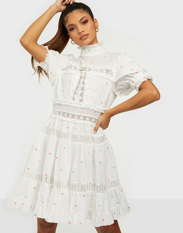 By Malina Iro mini dress