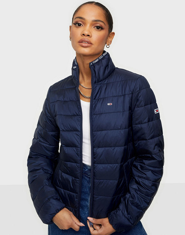 Tommy Jeans TJW QUILTED ZIP THROUGH