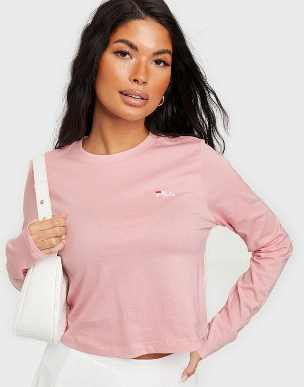 Fila WOMEN EAVEN cropped long sleeve shirt