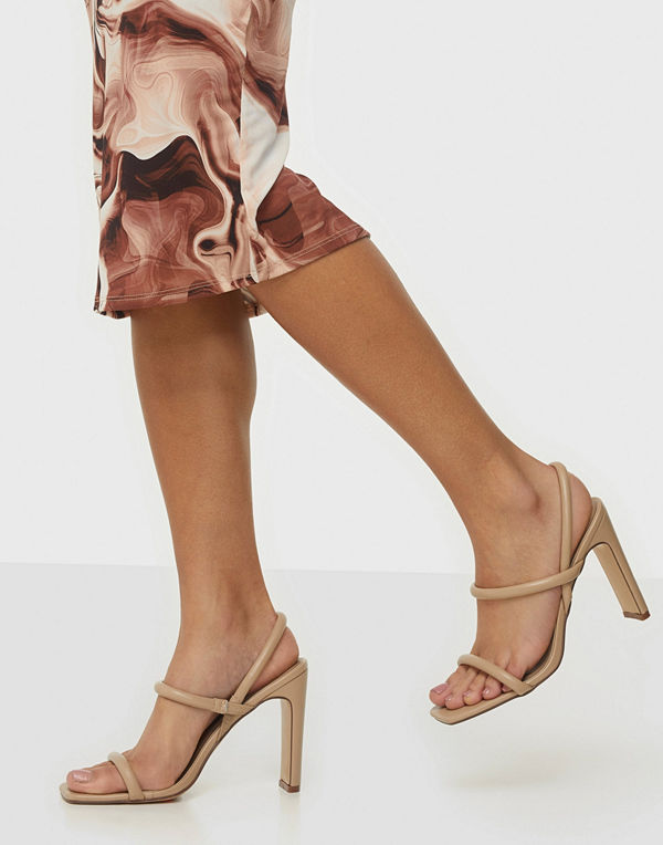 NLY Shoes Padded Slingback Heel