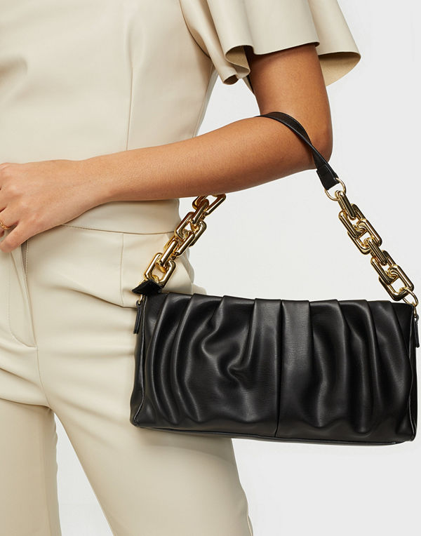 NLY Accessories väska Marshmallow Chain Bag