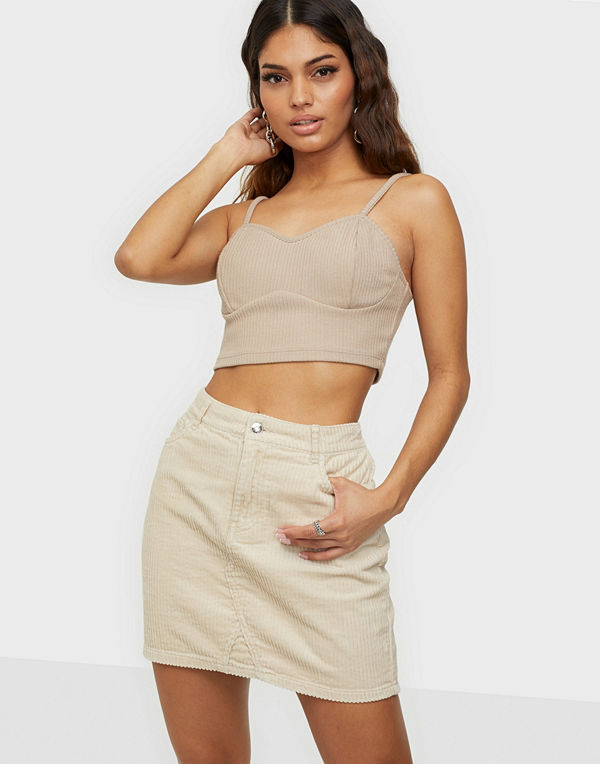 Only ONLSKY-ENY LIFE REG CORD SKIRT PNT