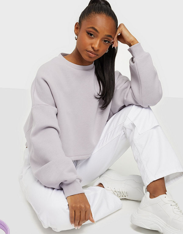 NLY Trend Perfect Cropped Chunky Sweater