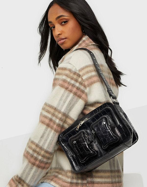 NuNoo väska Ellie Croco
