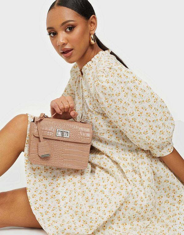 Glamorous väska Croco Mini Bag