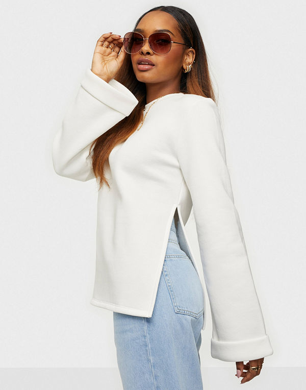 NLY Trend Side Slit Sweat