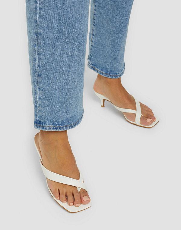 Glamorous PU Flip Flop Sandals