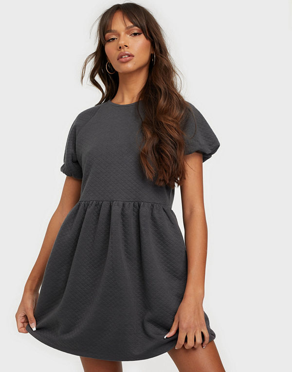 NLY Trend Quilted Cupcake Dress