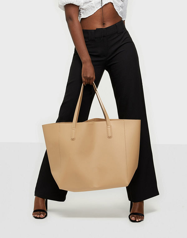 NLY Accessories omönstrad väska The One Shopper Bag