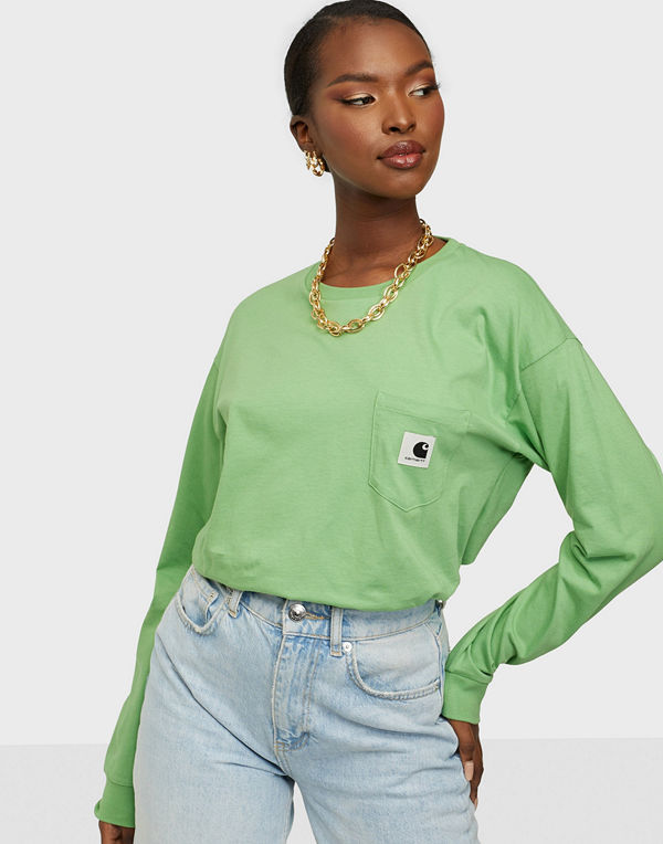 Carhartt WIP W' L/S Pocket T-Shirt