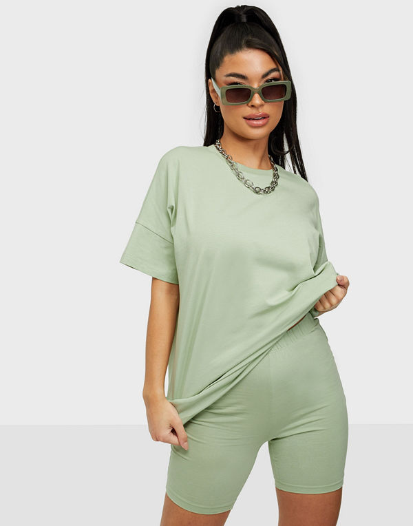 NLY Trend Jersey Shorts Set