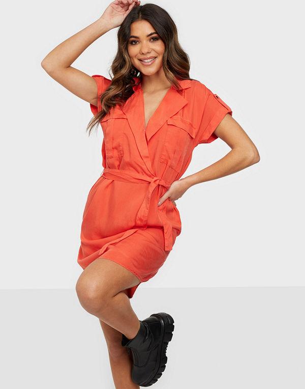 Noisy May NMVERA S/S ENDI TENCEL SHIRT DRESS
