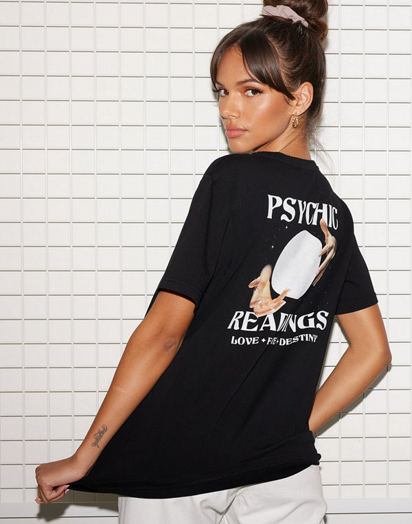 The Classy Issue Psychic Tee