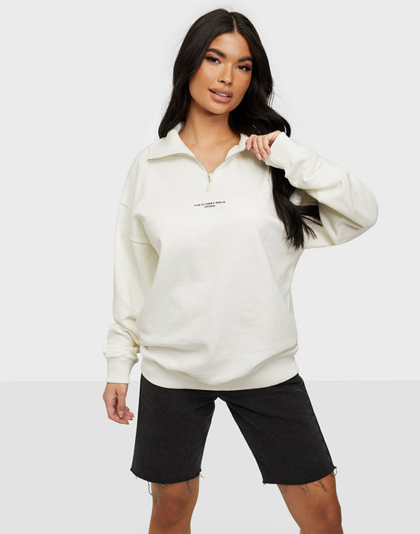 The Classy Issue Halfzip Sweat