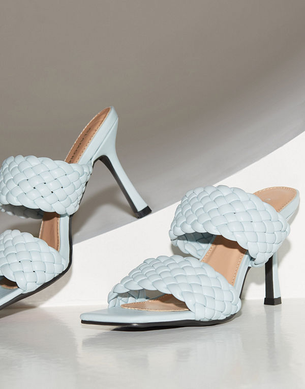Glamorous Braided Sandals