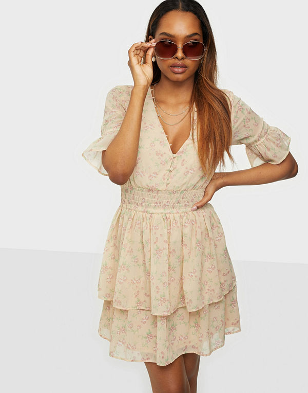 NLY Trend Button Front Dress