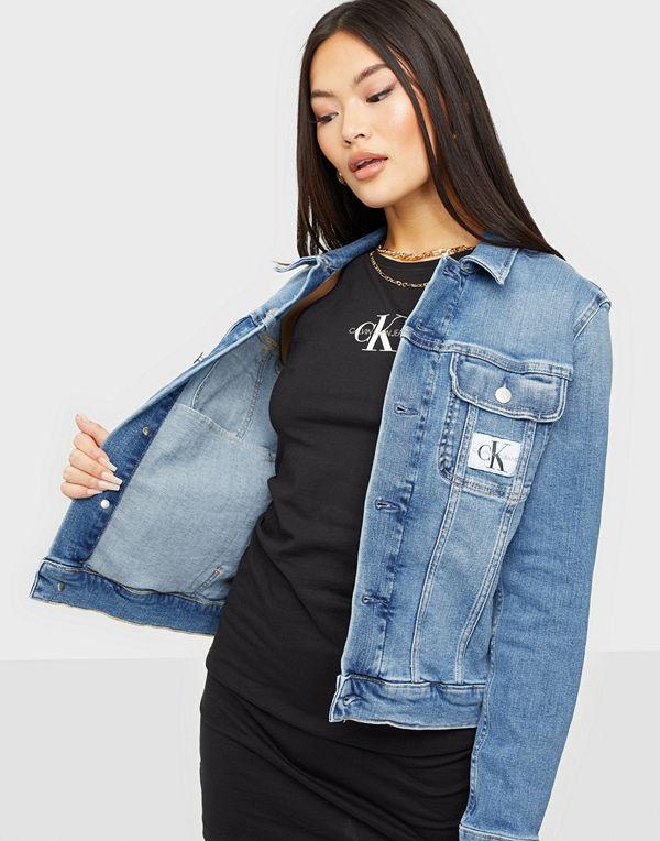 Calvin Klein Jeans REGULAR 90'S DENIM JACKET