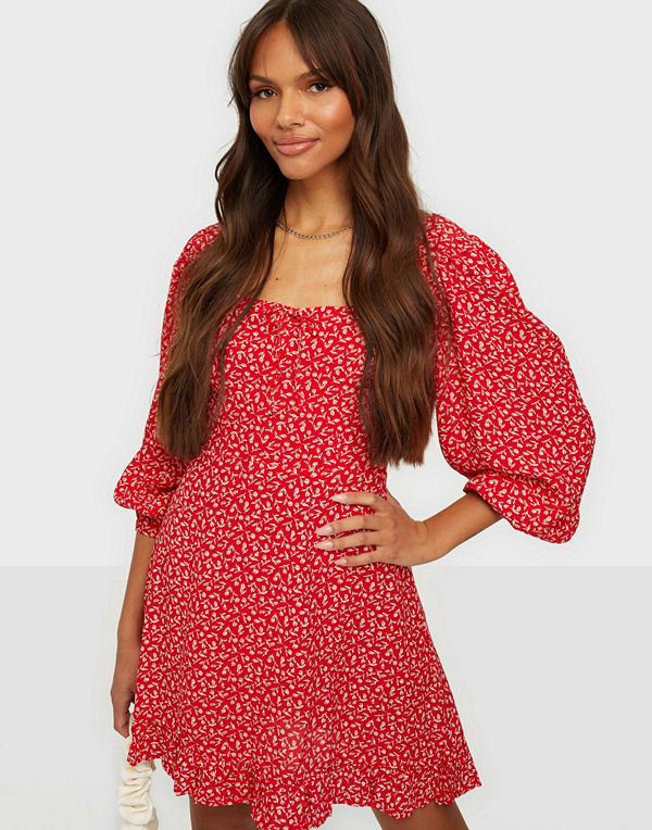 Faithfull the Brand Calla Mini Dress