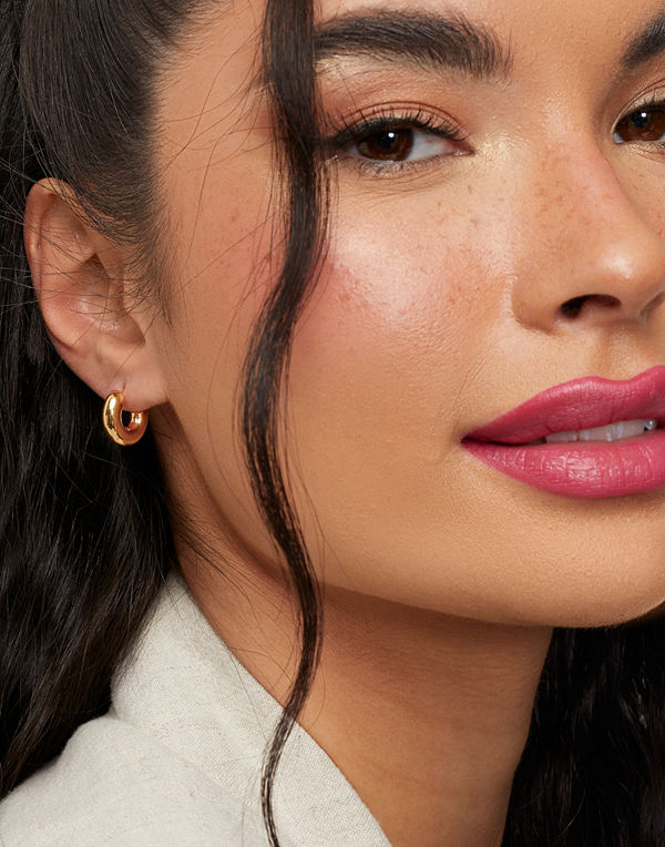 Muli Collection smycke 15mm Classic Hoops
