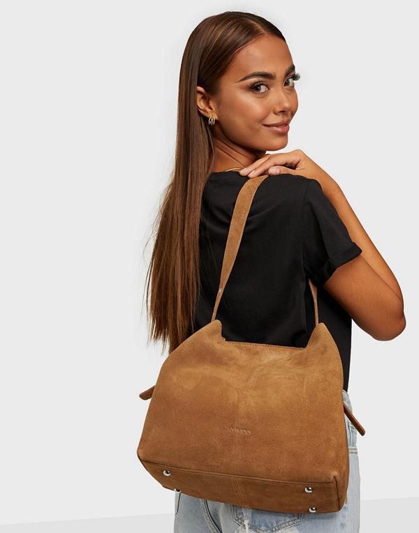 NuNoo väska Chiara new suede