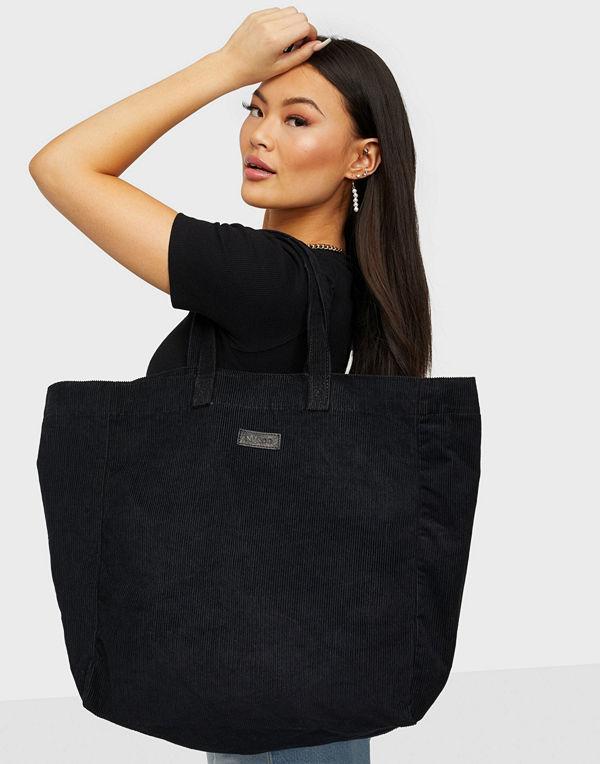 NuNoo väska Big tote corduroy