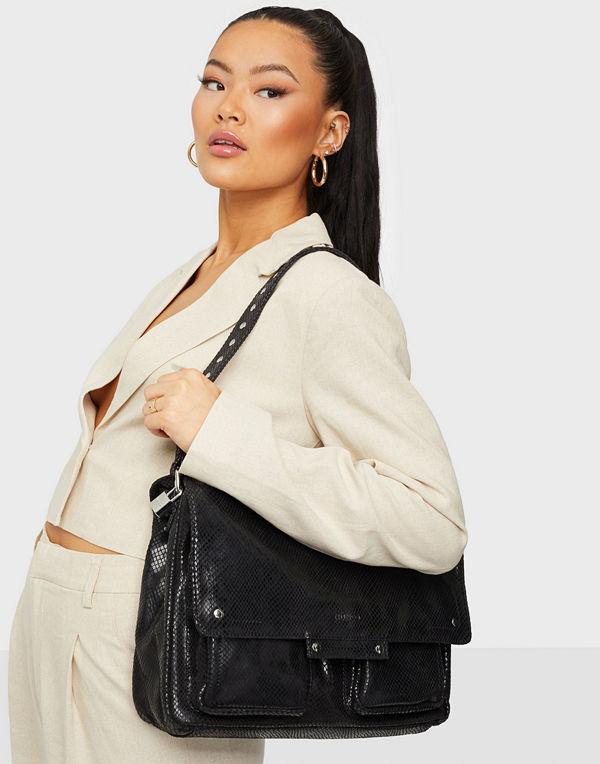 NuNoo väska Maxi Honey snake