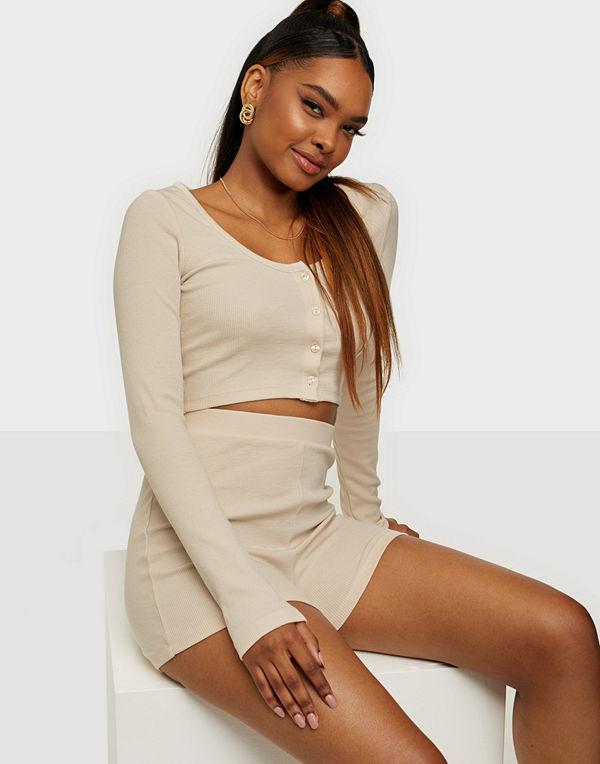 NLY Trend Cardigan Short Set