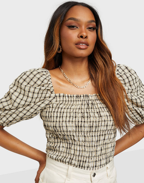 co'couture Cheeky Smock Blouse