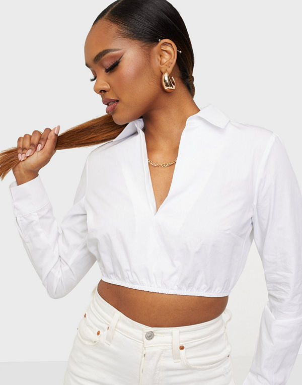 NLY Trend Cute Cropped Shirt