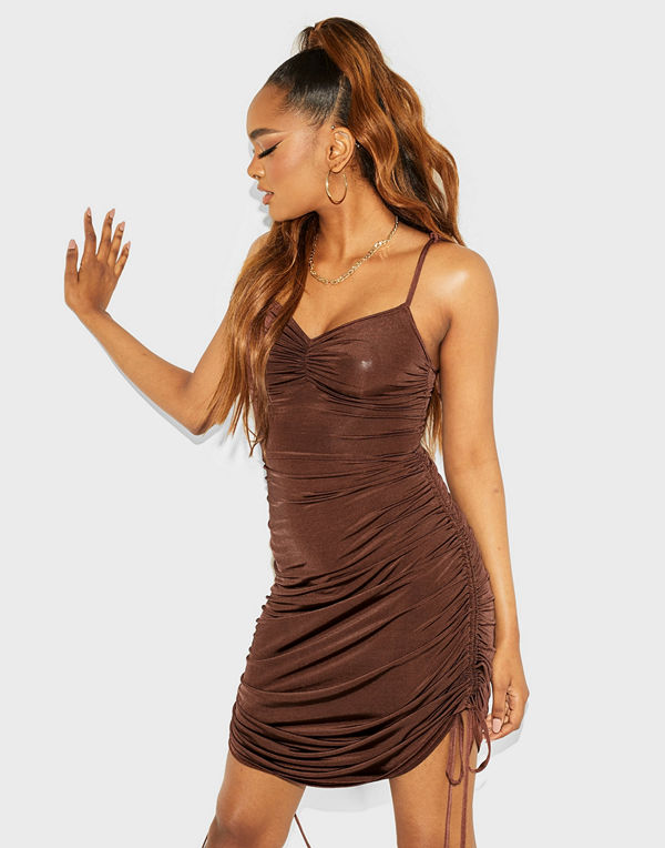 NLY One Ruched Drapy Dress