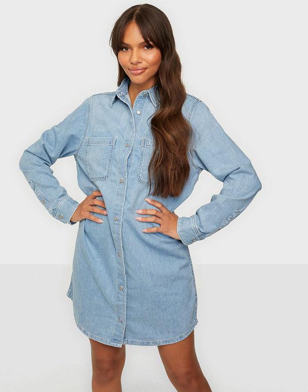 Calvin Klein Jeans Relaxed Shirt Dress