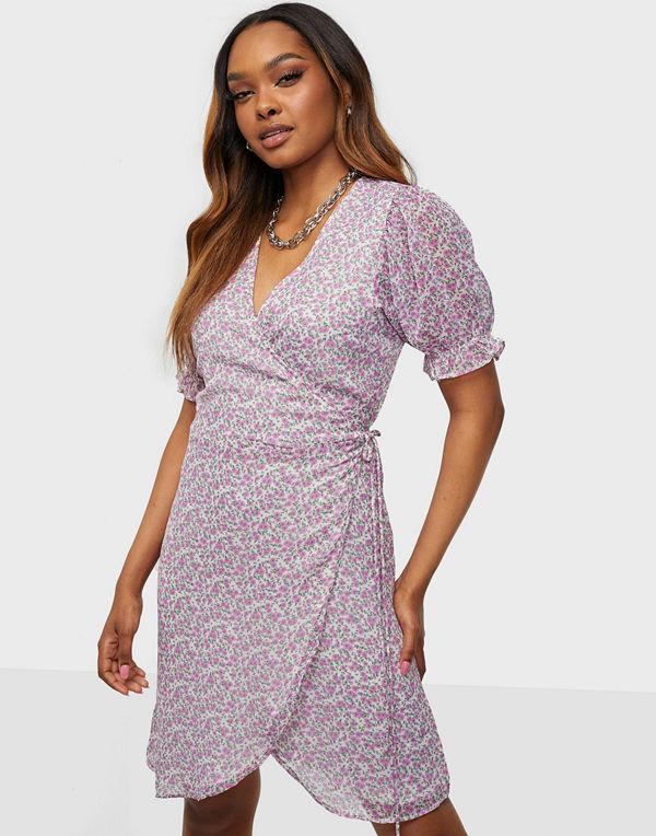 Neo Noir Spang Camellia Dress