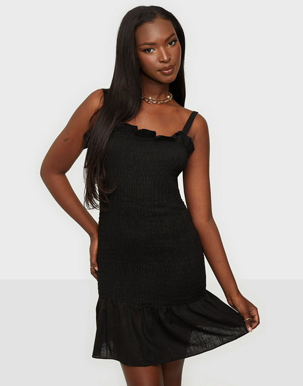 Glamorous Smock Midi Dress