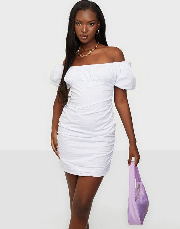 Glamorous Offshoulder Mini Dress