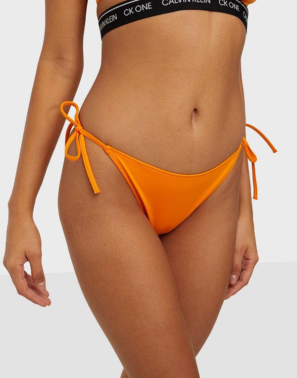 Calvin Klein Underwear WB-STRING SIDE TIE