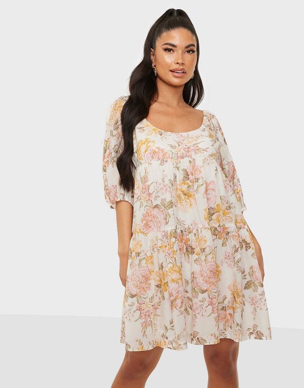 Forever New Rubi Cotton Babydoll Dress