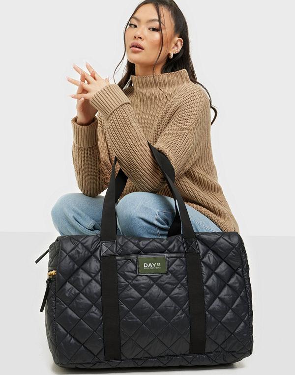 Day Et grå väska Day Gweneth RE-Q Checky Sporty