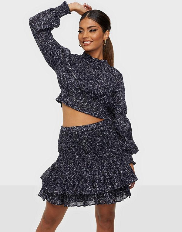 MICHAEL Michael Kors Tiny Hippie Flower Skirt